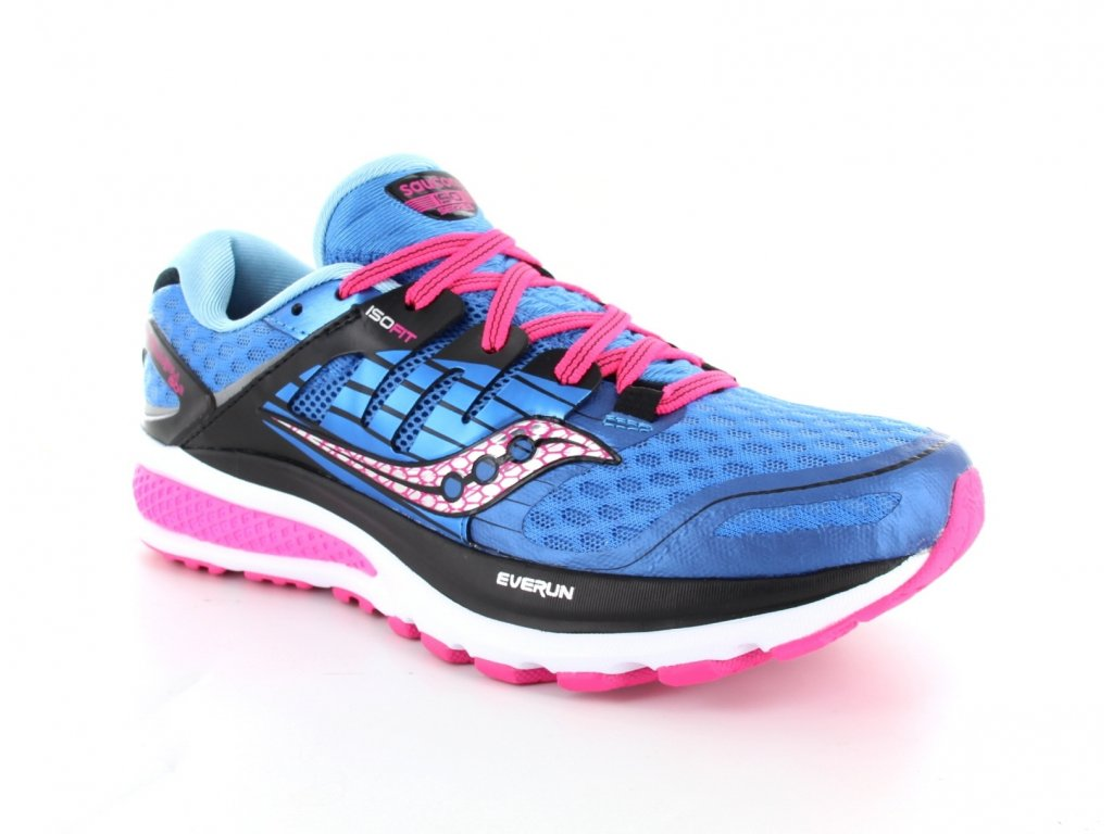 Saucony Triumph Iso 2 Blue/Pink